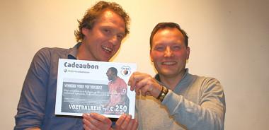 Winnaars VOAB-voetbalquiz