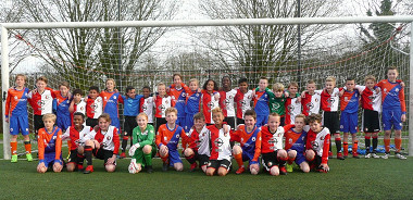 VOAB JO11-1 - Feyenoord JO11-1
