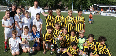 Prima toernooien om Joris Mathijsen Cup