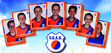 AH VOAB voetbalplaatjesactie start 22 oktober