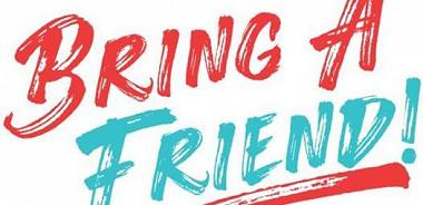 Bring a Friend toernooi (voor categorie JO6/7/8/9)