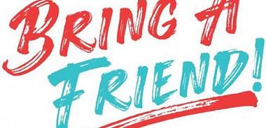 "Hulp gezocht ""Bring a friend"" toernooi"