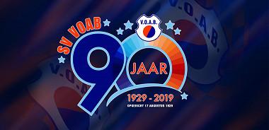 """VOAB """"90 jaar"""" jubileum nieuws"""