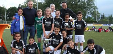 VV De Meern winnaar Joris Mathijsen Cup 2019