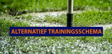 Alternatief trainingsschema