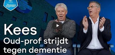 Kees strijdt met Willem II tegen dementie