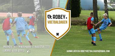 ROBEY voetbaldagen 2020