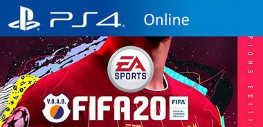 Online VOAB FIFA'20 toernooi