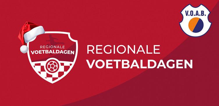 Regionale voetbaldagen kersteditie 2020