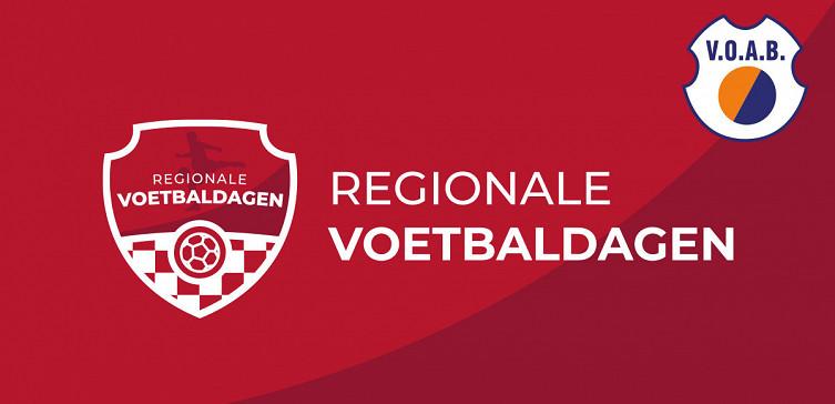 Regionale voetbaldagen bij VOAB