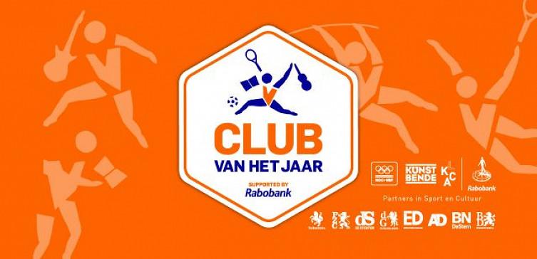 SV VOAB genomineerd voor club van het jaar 2021