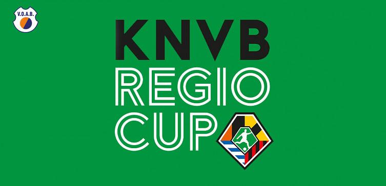 Geen KNVB Regiocup voor VOAB jeugd