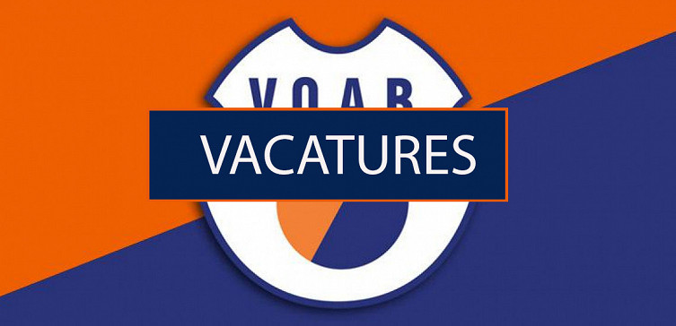 Vacatures trainers/coaches jeugd