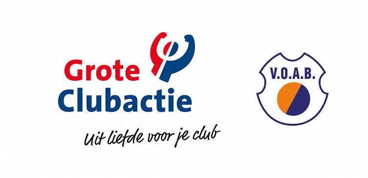 Grote Clubactie gaat weer van start!