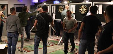 VOAB Dart toernooi