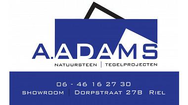 Adams Natuursteen &Tegelprojecten Goirle